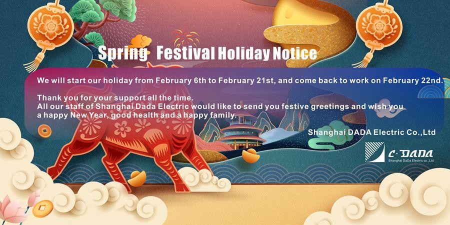 spring festival holiday notice 900x500